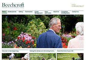 Beechcroft is a leading UK retirement developer building outstanding homes for the over 55s in Surrey, Sussex, Hampshire, Hertfordshire, Berkshire, Oxfordshire, Wiltshire, Middlesex, Gloucester and Kent.