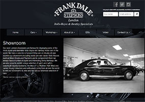 Frank Dale Rolls-Royce and Bentley Specialist