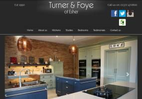 Bespoke kitchens from this Kitchen Showroom in Esher, Surrey